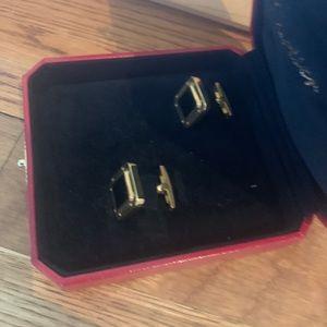 Cartier Accessories - Authentic Cartier Gold Men's Cufflinks